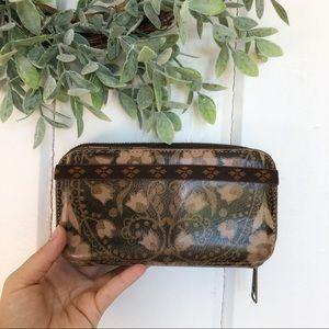 Patricia Nash Italian Leather Wallet